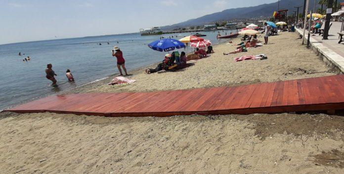 Sarıkız Plajı