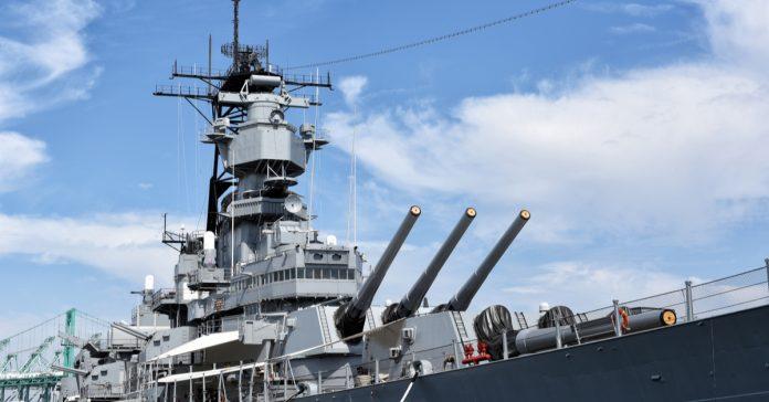 başkanların savaş gemisi